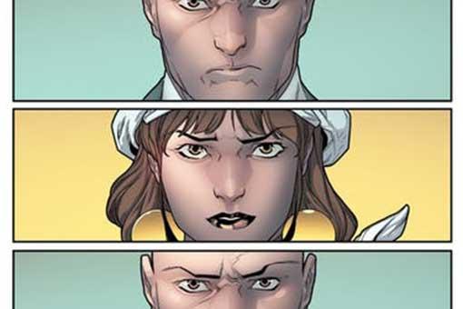 X-Men Comic Most Important Scene