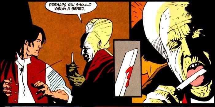 Drácula de Bram Stoker con viñetas de Roy Thomas y Mike Mignola.