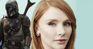 bryce dallas howard Star Wars: el mandaloriano
