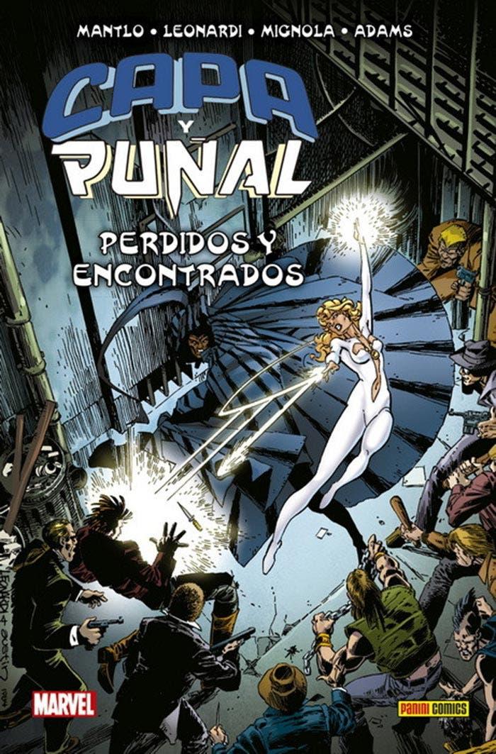 Capa y Puñal: Perdidos y encontrados (Marvel - Panini Cómics)