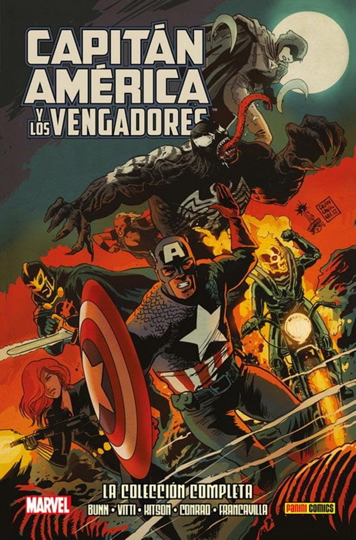 Capitán América y los Vengadores: La colección completa (Marvel - Panini Cómics)