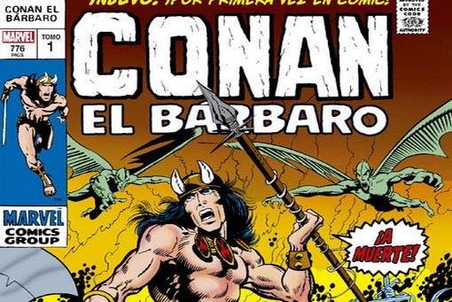 Conan el Bárbaro 1 (Marvel Omnibus - Panini Cómics)