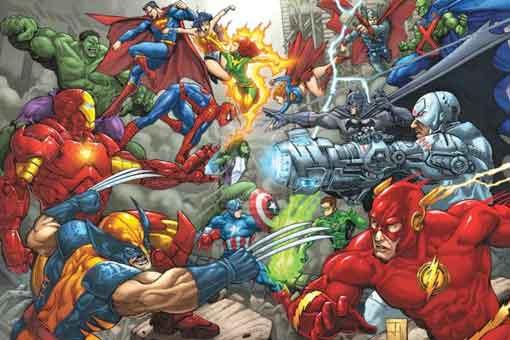 DC Comics copia a dos míticos personajes de Marvel