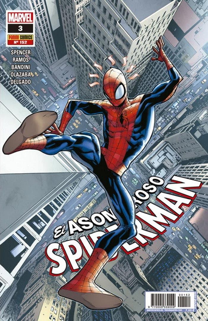 El Asombroso Spiderman 3 (Marvel - Panini Cómics)