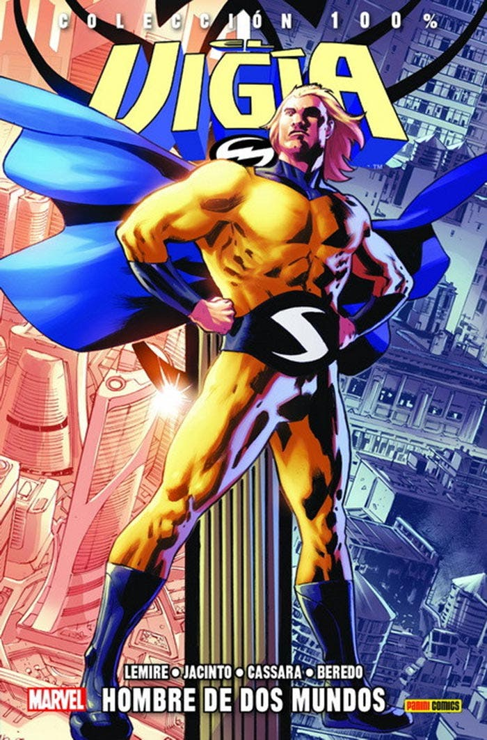 El Vigía: Hombre de dos mundos (Panini Cómics - Marvel)