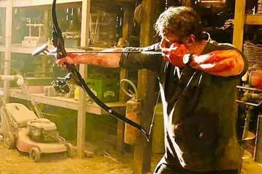 Sylvester Stallone comparte escenas de acción de Rambo V