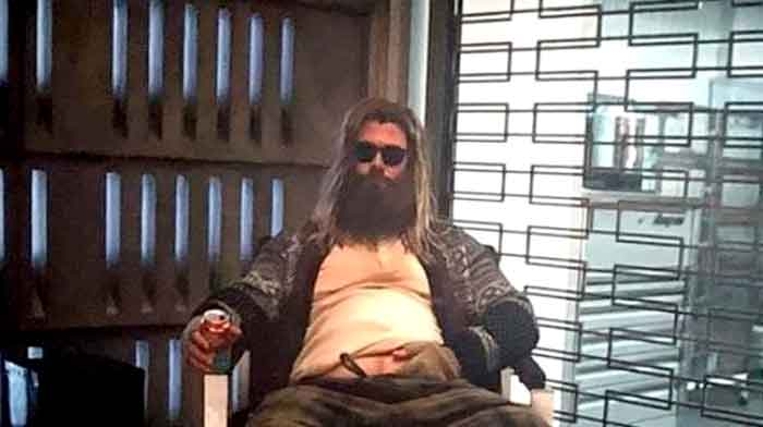 El verdadero motivo del aspecto de Thor en Vengadores: Endgame