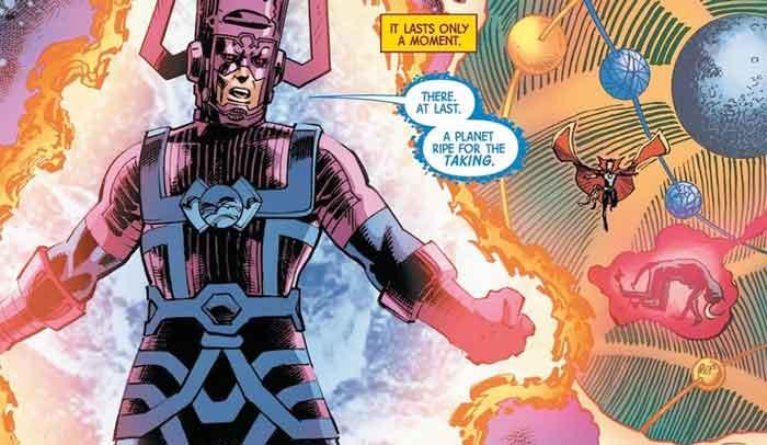 Un vengador se acaba de convertir en el nuevo heraldo de Galactus