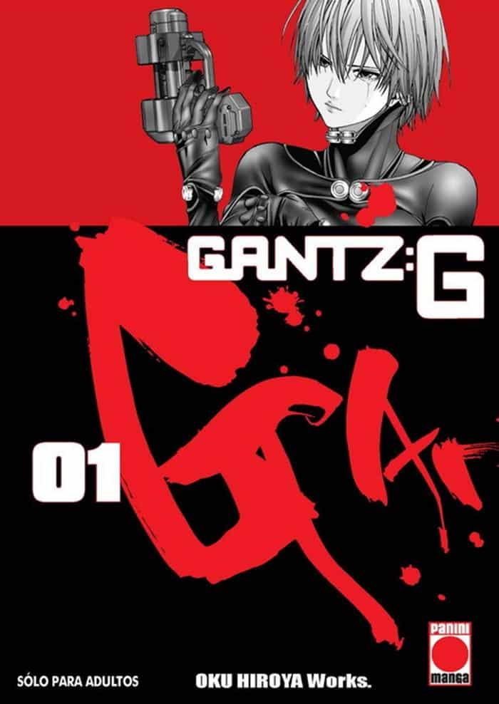 Gantz: G 01 (Panini Cómics)