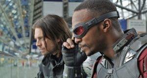 Marvel Halcón y Soldado de invierno: Fantástico fan art con el nuevo Capitán América