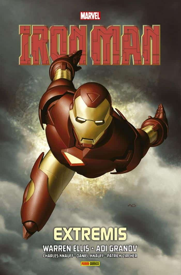 Iron Man: Extremis (Panini Cómics - Marvel)