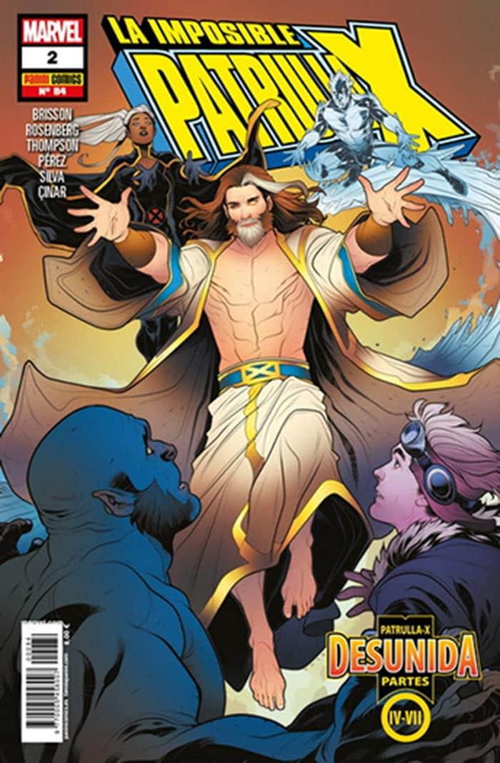 La Imposible Patrulla-X 2 (Panini Cómics - Marvel)
