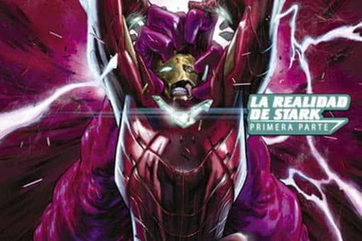 Tony Stark: Iron man. la realidad de stark
