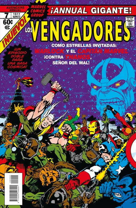 The Avengers Annual 7