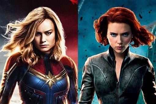 Escena eliminada de Capitana Marvel en Vengadores: Endgame