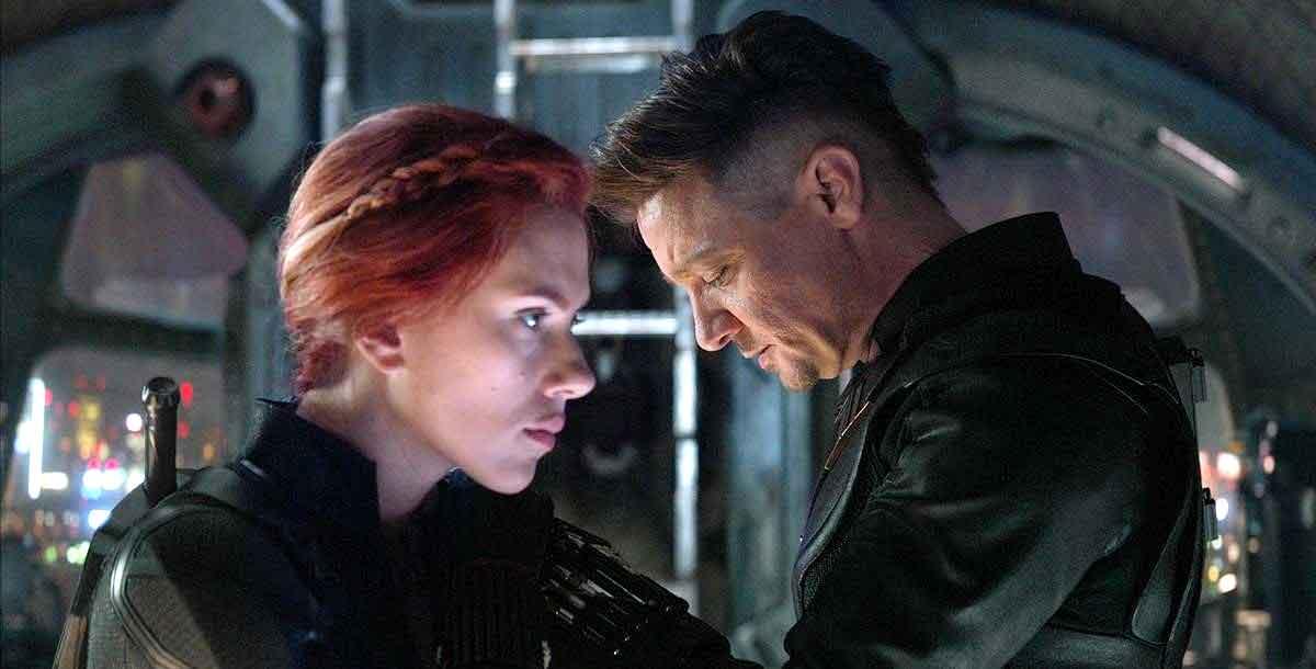 """""""Esa"""" escena de Viuda Negra en Vengadores: Endgame iba a ser diferente"""