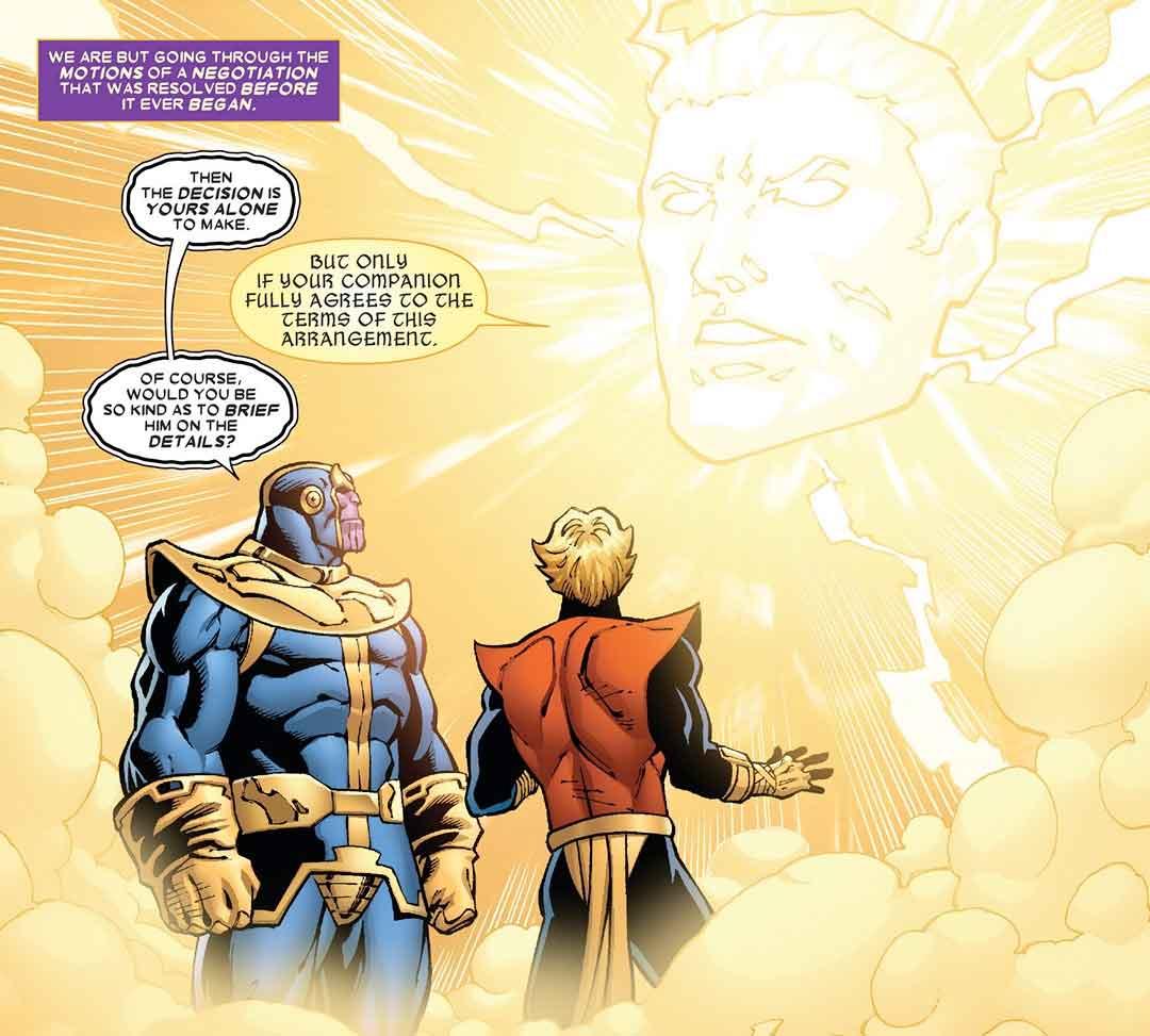 La próxima película de Marvel tendrá al personaje más poderoso de todos