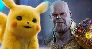 ¿Pokémon: Detective Pikachu derrotará a Vengadores: Endgame?