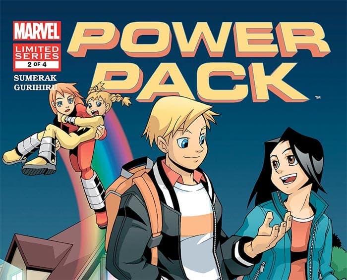 Marvel hará una serie o película de superhéroes juveniles