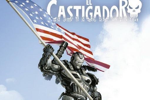 El Castigador: Criminal de guerra (Marvel - Panini Cómics)