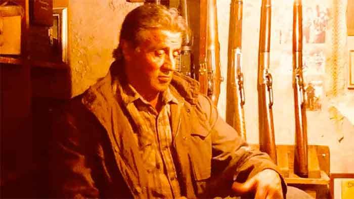 Sylvester Stallone comparte una violenta escena de Rambo V