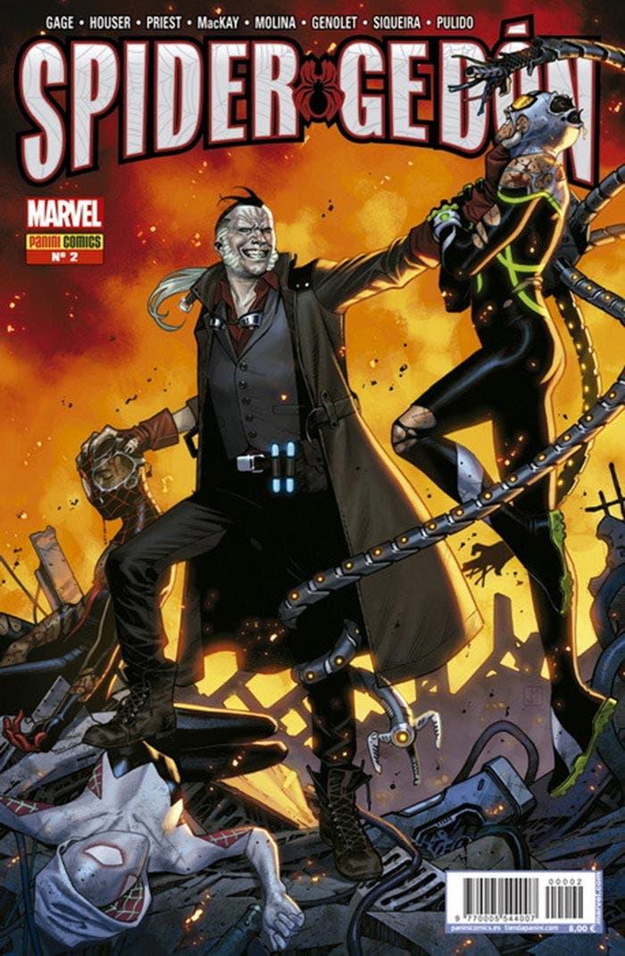 Spidergedón 2 (Marvel - Panini Cómics)