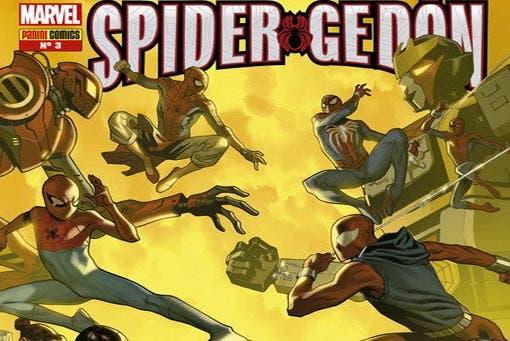 Spidergedón 3 (Marvel - Panini Cómics)
