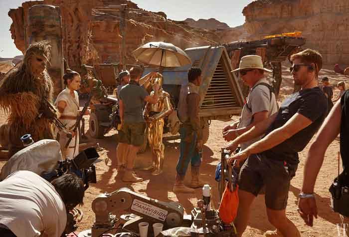 Épicas imágenes de Star Wars: El ascenso de Skywalker