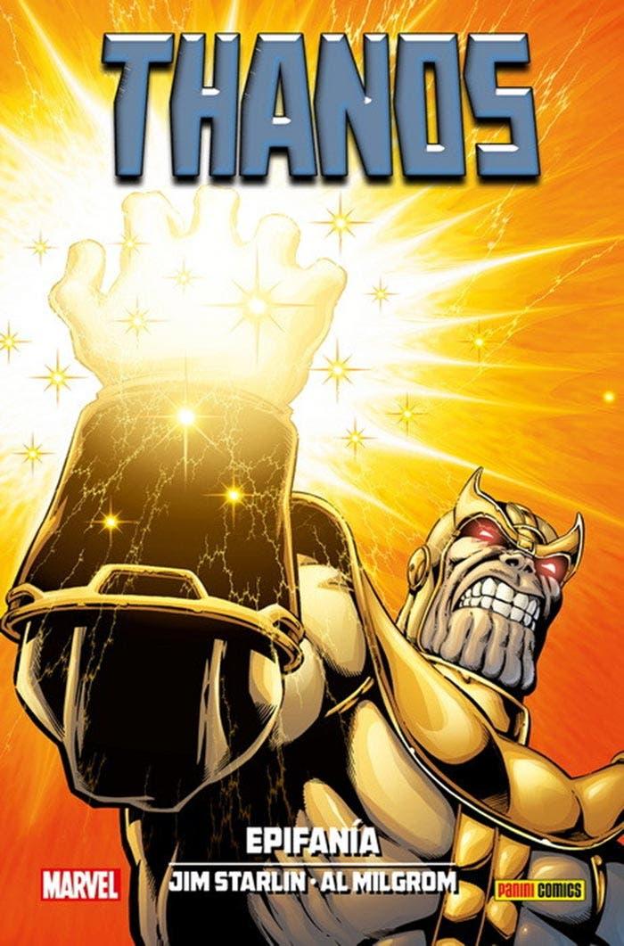 Thanos: Epifanía (Marvel - Panini Cómics)
