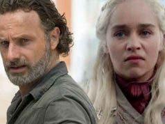 The Walking Dead trolea a Juego de Tronos por Twitter