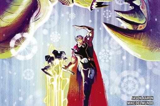 Reseña del número 8 de Thor con guión de Jason Aaron