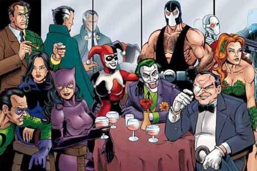The Batman contará con 6 villanos clásicos de DC Comics