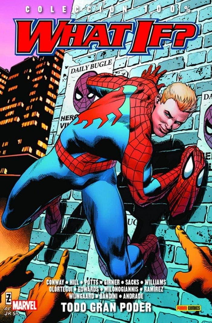 What If?: Todo gran poder (Panini Cómics - Marvel)