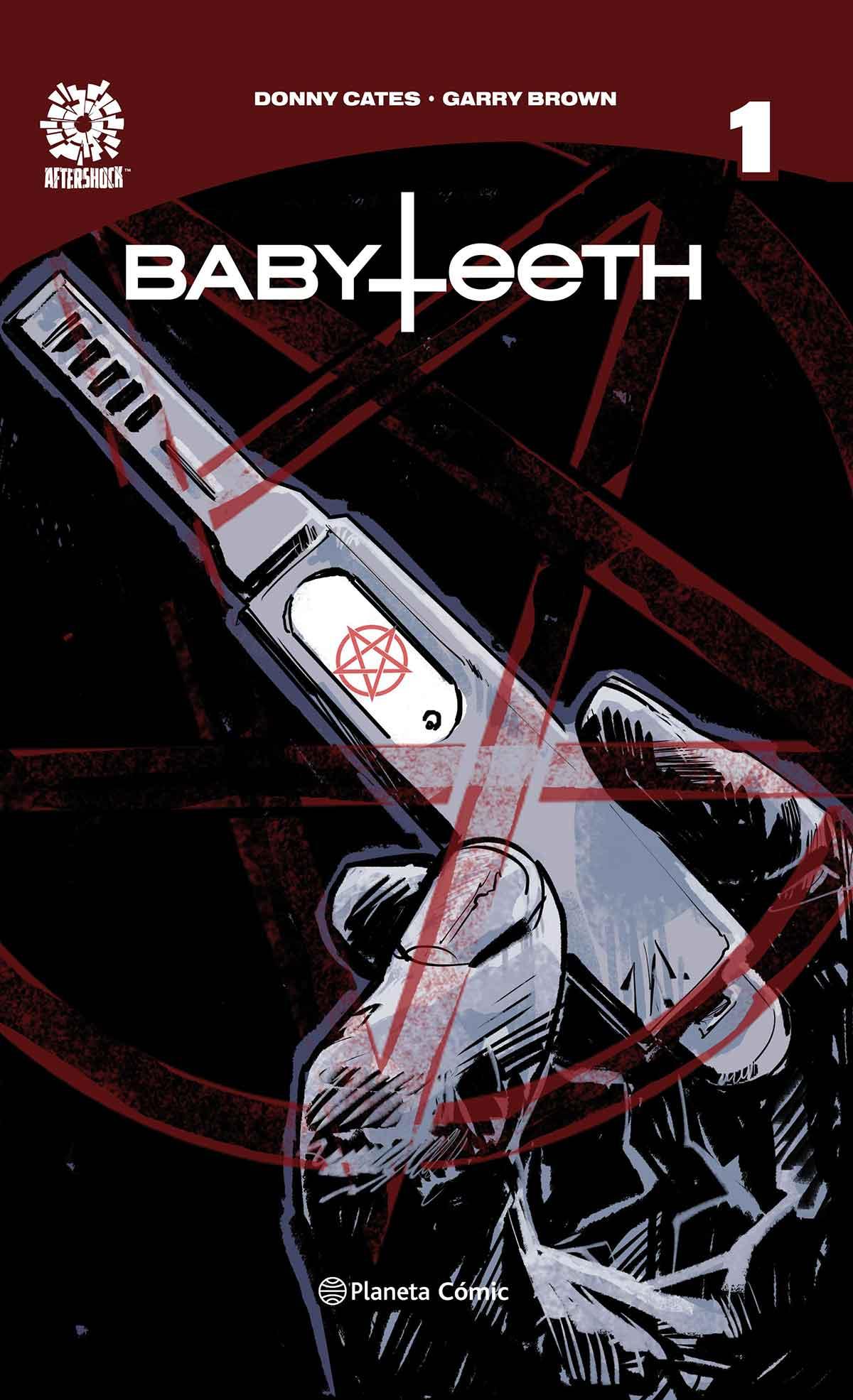 AFTERSHOCK Babyteeth Tomo 1