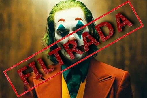 Han filtrado la película del Joker entera