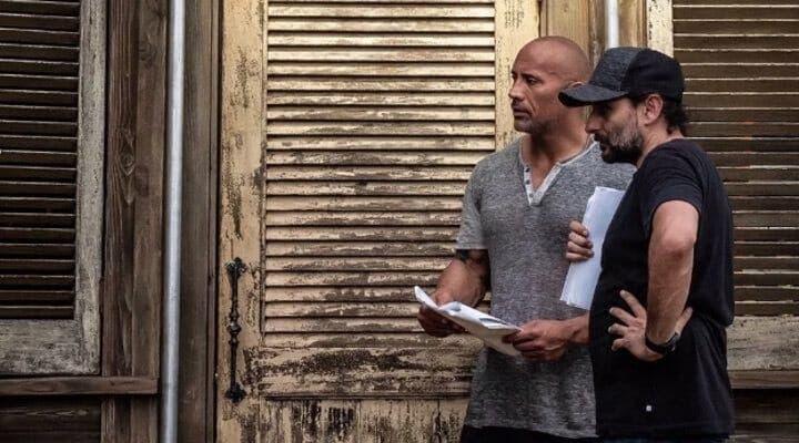 Jaume Collet-Serra y Dwayne Johnson coincidiran en Black Adam de DC Comics