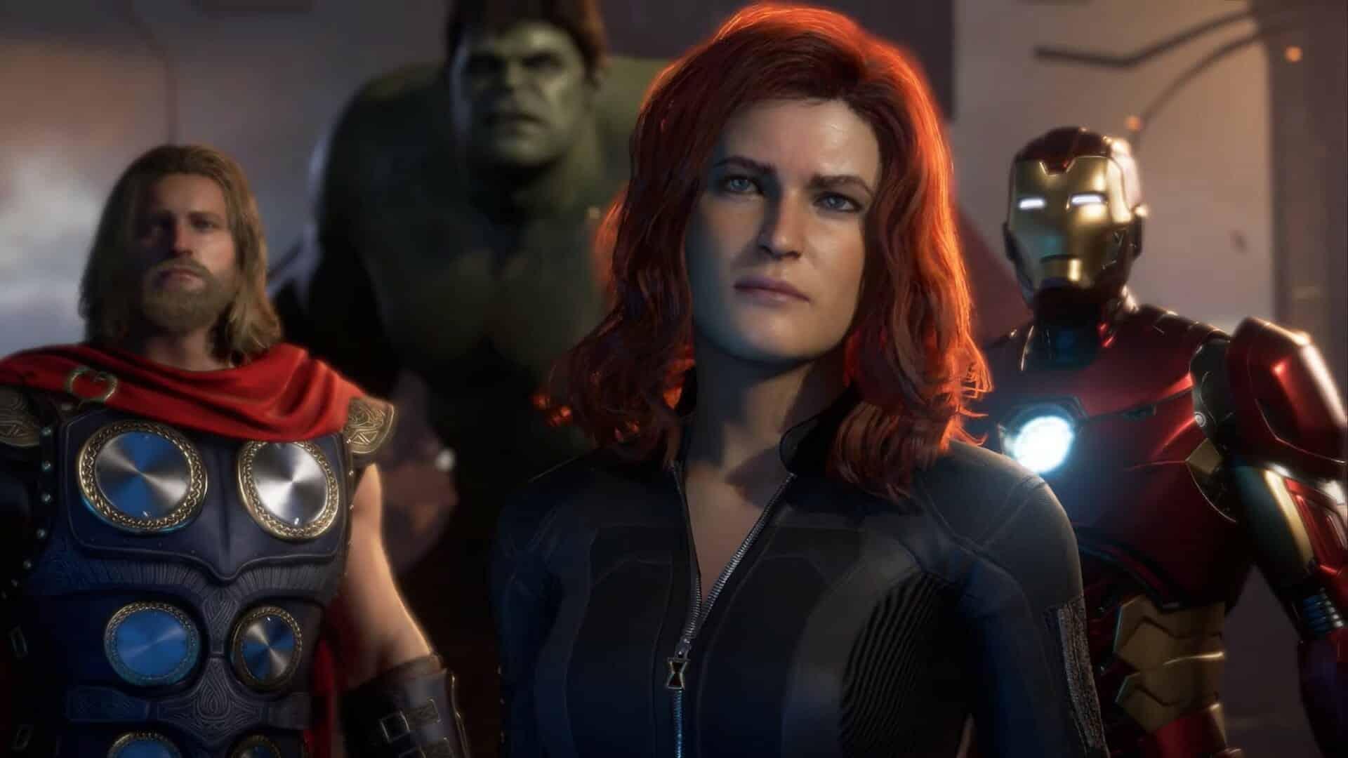 Marvel's Avengers / Los Vengadores