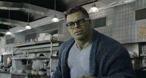 Vengadores: Endgame. Escena Smart Hulk
