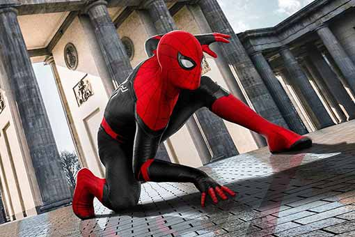D23 Spider-Man: Far From Home dest
