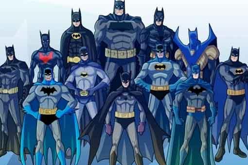 Todos los Batman de la historia del cine