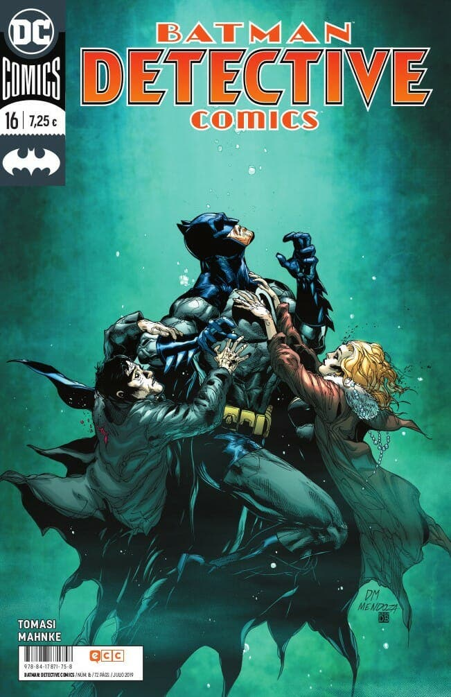 batman: detective comics 16