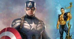 Capitán América: El Soldado de Invierno introdujo mitología de Namor