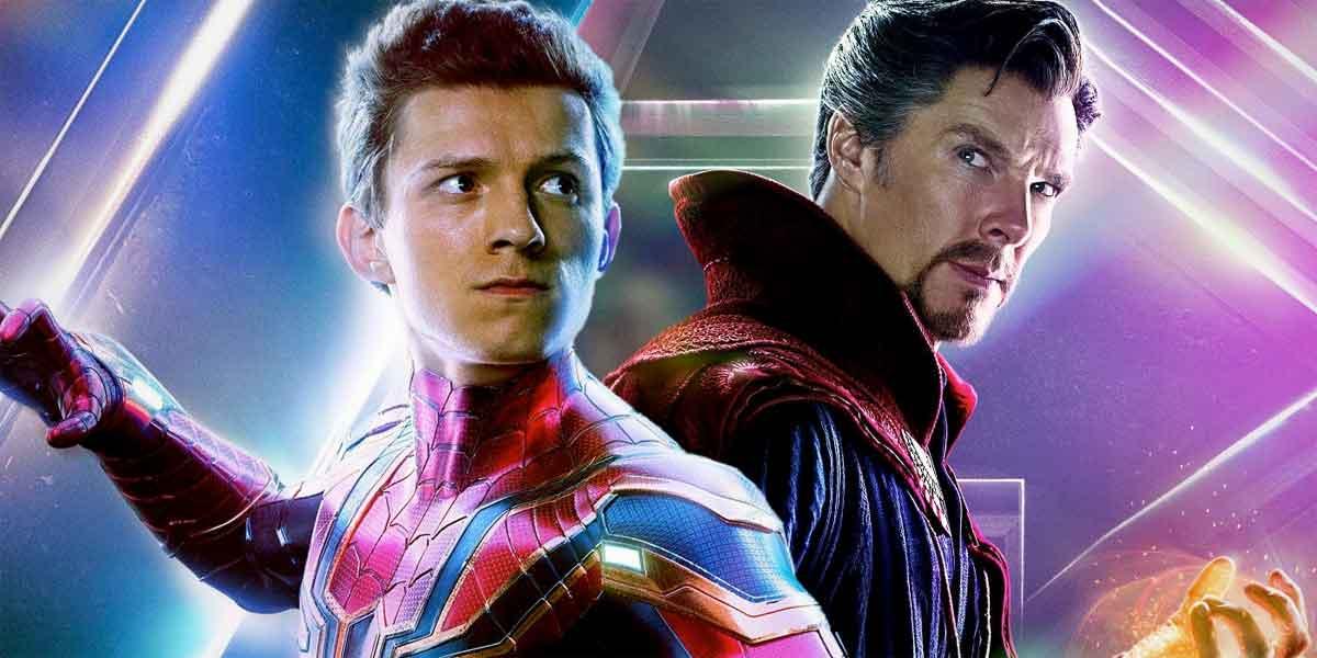 Tom Holland quiere una película de Spider-Man junto a Doctor Strange