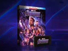 Épico tráiler para celebrar el DVD / Blu-ray de Vengadores: Endgame