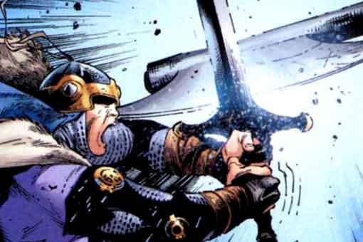 Casi vimos al hermano mayor de Thor en las películas de Marvel