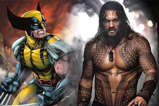 Jason Momoa quiere ser Wolverine en las películas de Marvel