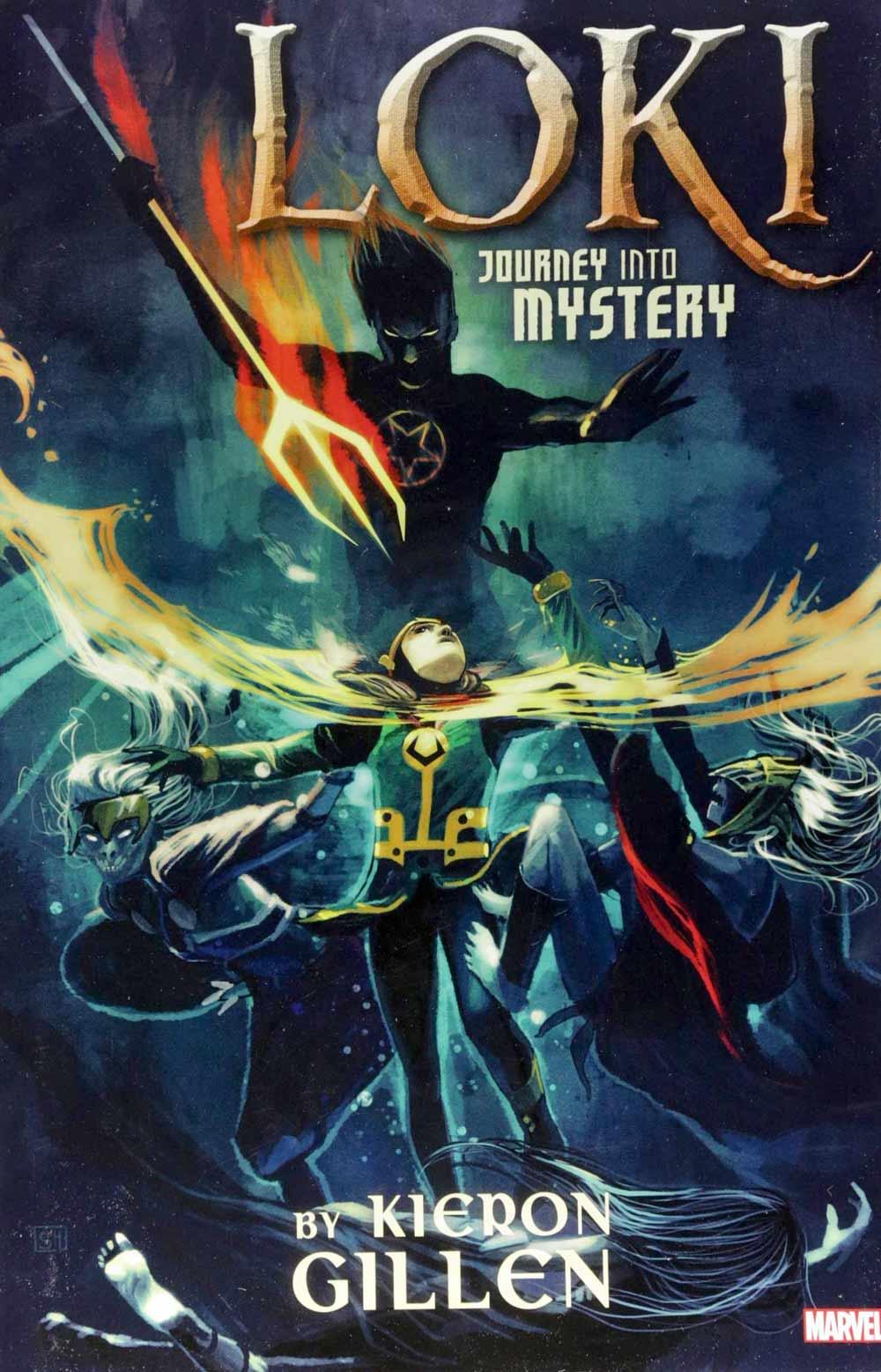 Loki: Journey Into Mystery