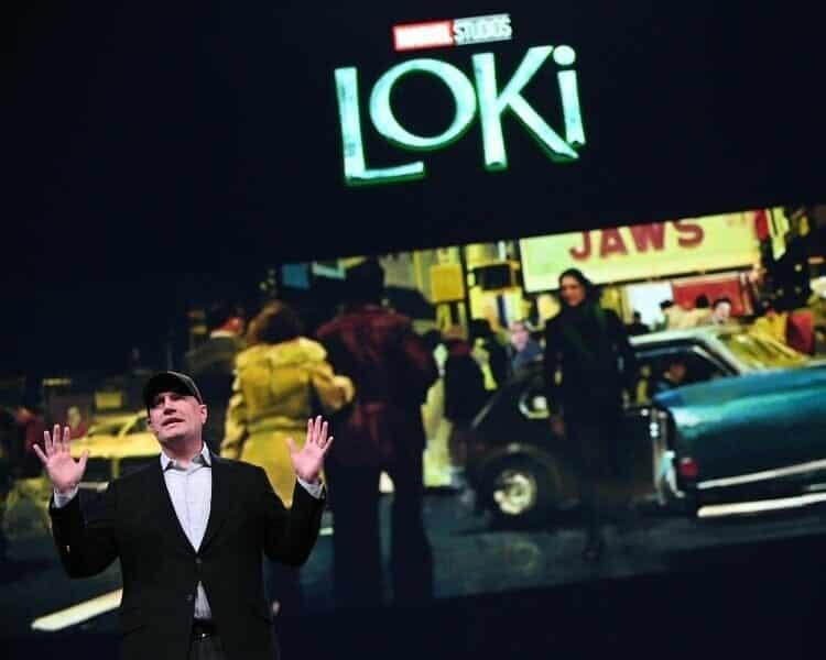 Imagen serie Loki