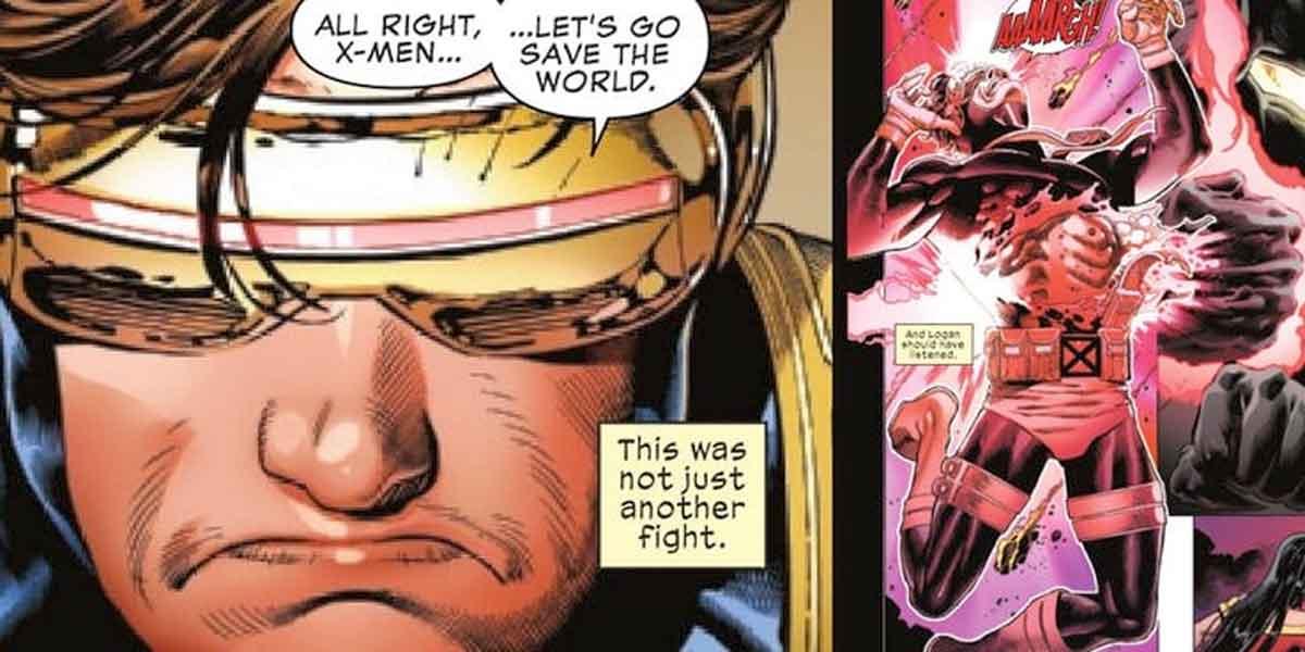 Marvel vuelve a matar a un miembro de los X-Men