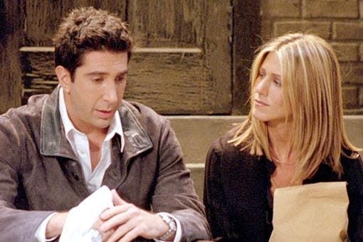 Jennifer Aniston explica como estarían hoy Rachel y Ross en Friends